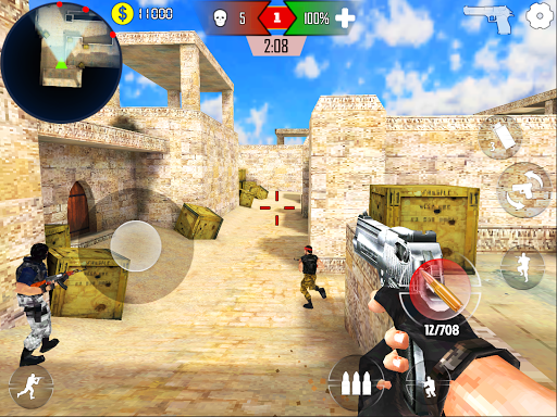 Pixel Gun Strike: Hero Wars apkmr screenshots 5