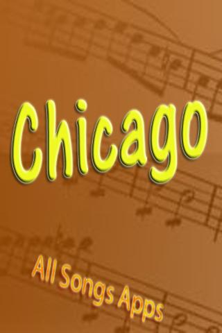 All Songs of Chicago