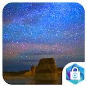 Beautiful Starry Sky Live Wallpaper