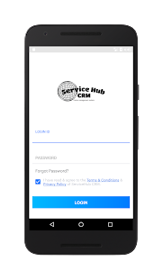 Service hub CRM for PC-Windows 7,8,10 and Mac apk screenshot 1
