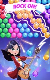 Hard Rock Bubble Shooter 2
