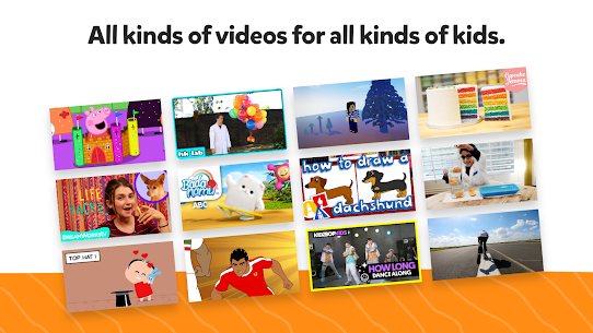 YouTube Kids Apk – for android 2