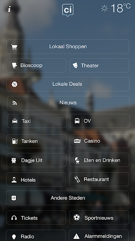 android Hengelo App Screenshot 0