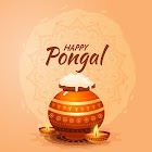 HAPPY PONGAL STICKERS:WAStickerApps
