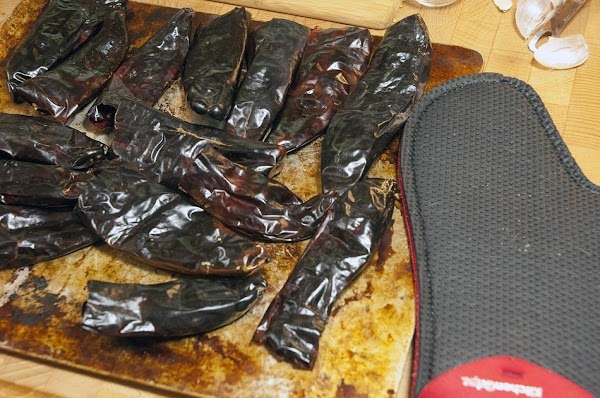 Remove from the oven and allow them to cool.