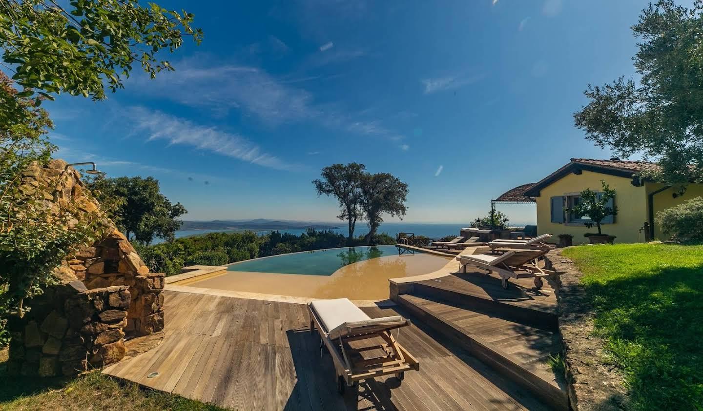 Maison avec terrasse Monte Argentario