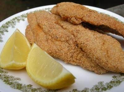 Down South Fried Catfish Recipe