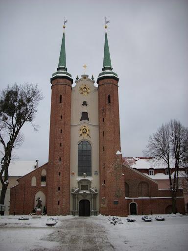 Katedra w Oliwie