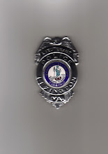 Photo: Lexington Police, Lieutenant, Wallet Badge