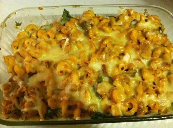 Pumpkin & Chicken Sausage Pasta Recipe
