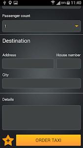 VIP Taxi Novi Sad screenshot 3