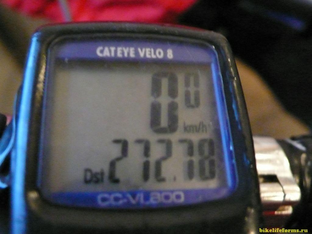 Cat eye velo 8 отзыв
