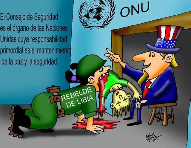 Agenda del Terror- Siria