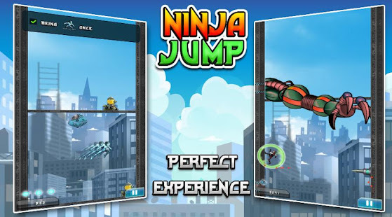 Jungle bear ninja jump game – adventure of funny runner & jumper.