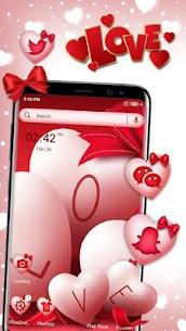 Valentine Love Launcher Theme 1.0.1 Mod + APK + Data UPDATED 1