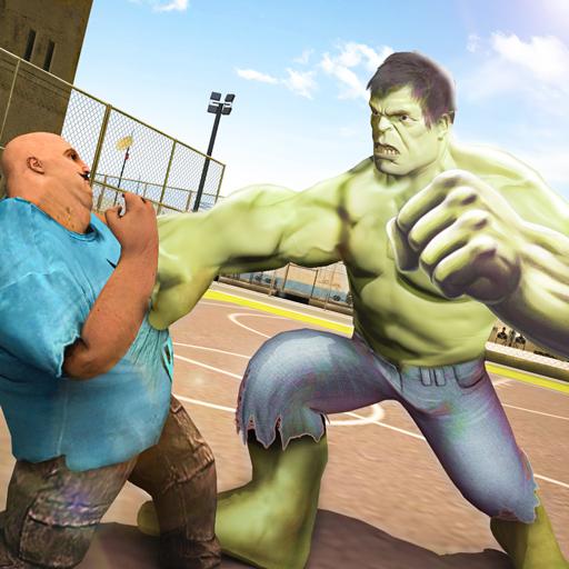 Hero Monster Street Wrestling