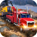 Tow Trucks Driver: Offroad and City Rescue icon