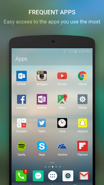 Arrow Launcher- screenshot