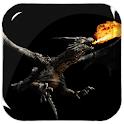 Dragon Raptor Live Wallpaper icon