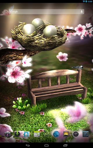 Spring Zen Free screenshot 9