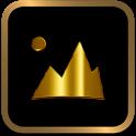 Mia Gold - icon pack icon