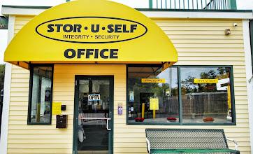 Photo: Stor-U-Self in Salisbury, MA proudly displaying their BBB Accreditation