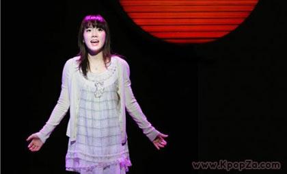 "Taeyeon (SNSD) กับเพลงในละครเพลงเรื่องแรกของเธอ ""The Sun's Song"""