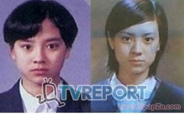 รูปในอดีตของ Song Ji Hyo ถูกเปิดเผยออกมา