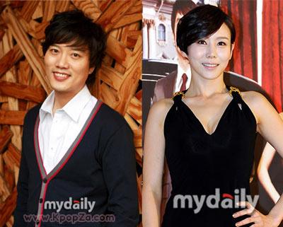 Park Hee Soon กับ Park Ye Jin กำลังคบกัน