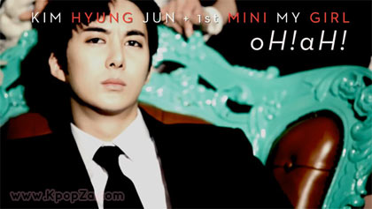 'oH! aH!' มิวสิควีดีโอตัวล่าจาก Kim Hyung Jun (SS501)