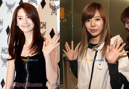 ตัวอย่าง Running Man ที่มี Yoona และ Sunny มาเป็นแขก