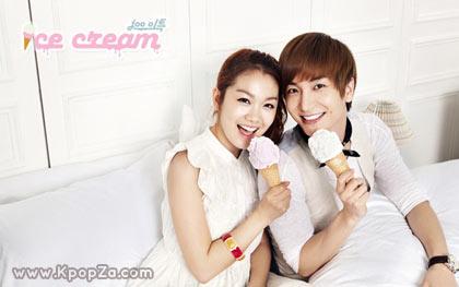 โปรเจ็คร่วม Joo และ Leeteuk ปล่อยมิวสิควีดีโอ 'ICE CREAM' ออกมาแล้ว