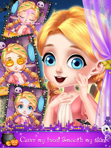 玩免費休閒APP|下載Princess Sandy:Halloween Salon app不用錢|硬是要APP