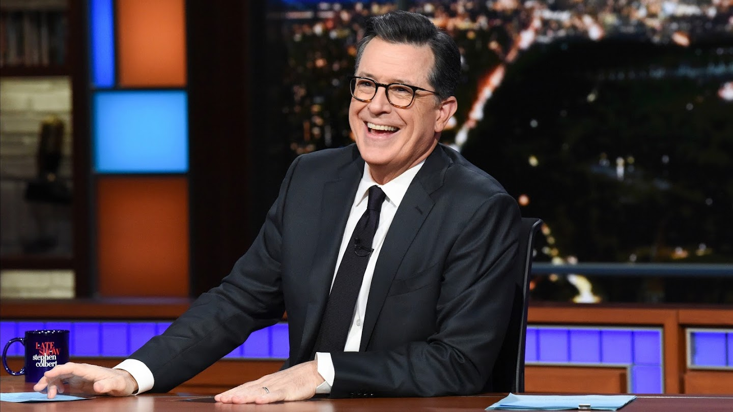 Watch The Late Show With Stephen Colbert live