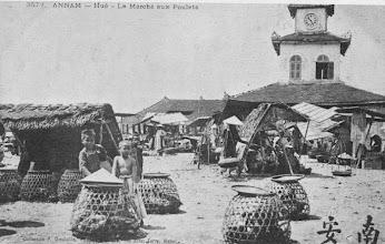 Photo: Chợ Đông Ba
