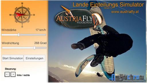 Paragliding Landing Sim