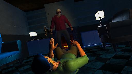 Code Triche Killer Jason Story: Night Escape  APK MOD (Astuce) screenshots 6