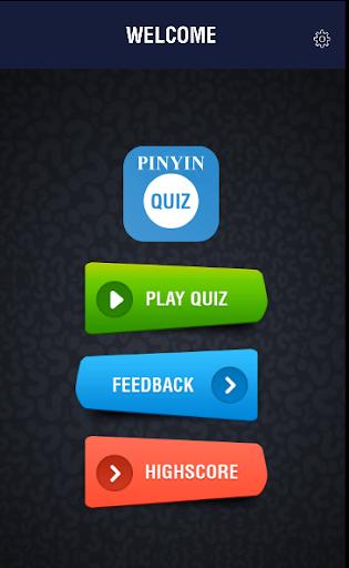 Learn Pinyin Mandarin Quiz