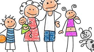 Los planes en familia son comunes entre Saecios.