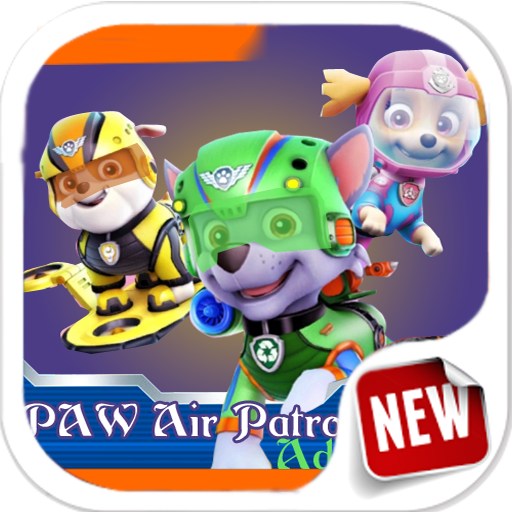 Paw Mission Patrol Adventure Games