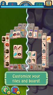 Mahjong Village screenshot 03