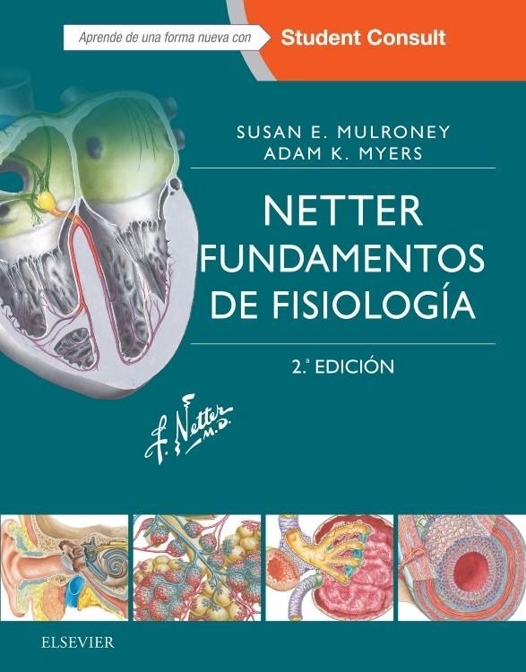 Resultado de imagen para Netter. Fundamentos de fisiología 2º Ed