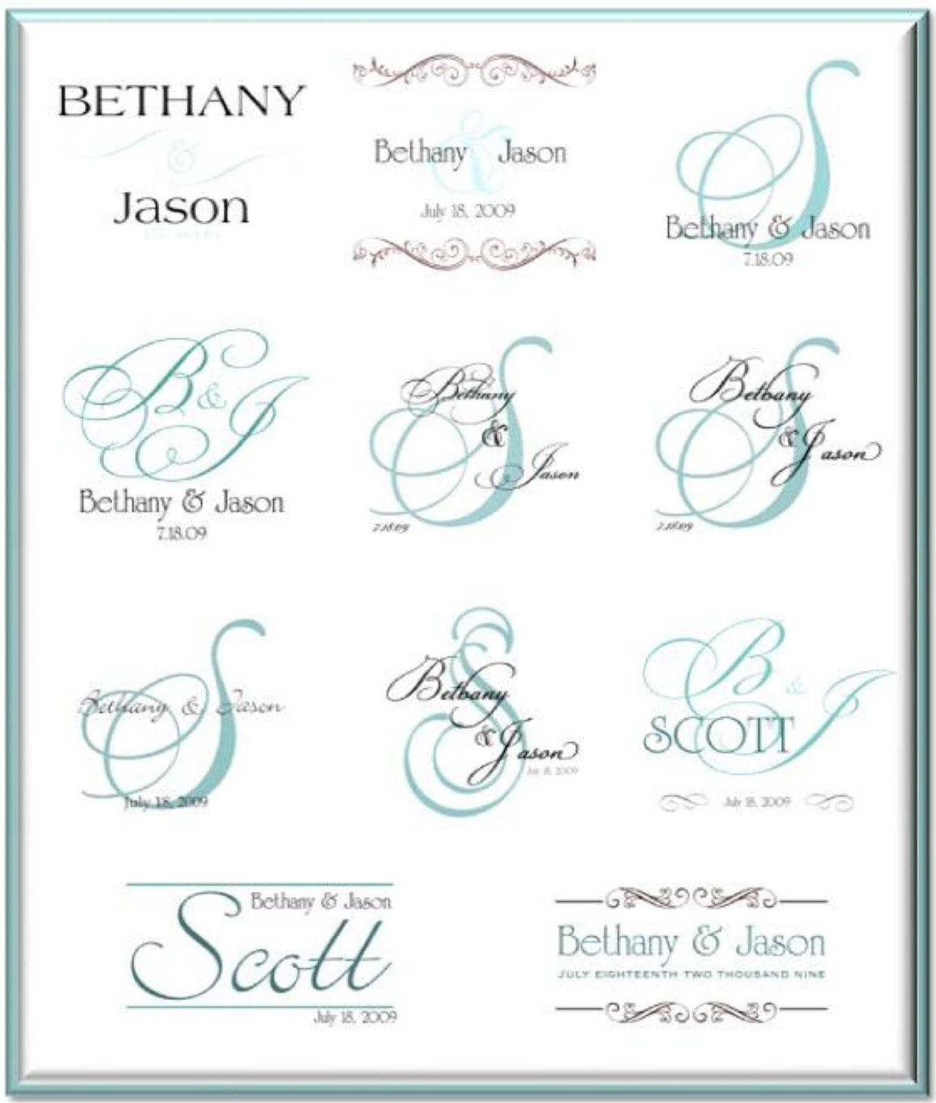Nardia's blog: free wedding program templates