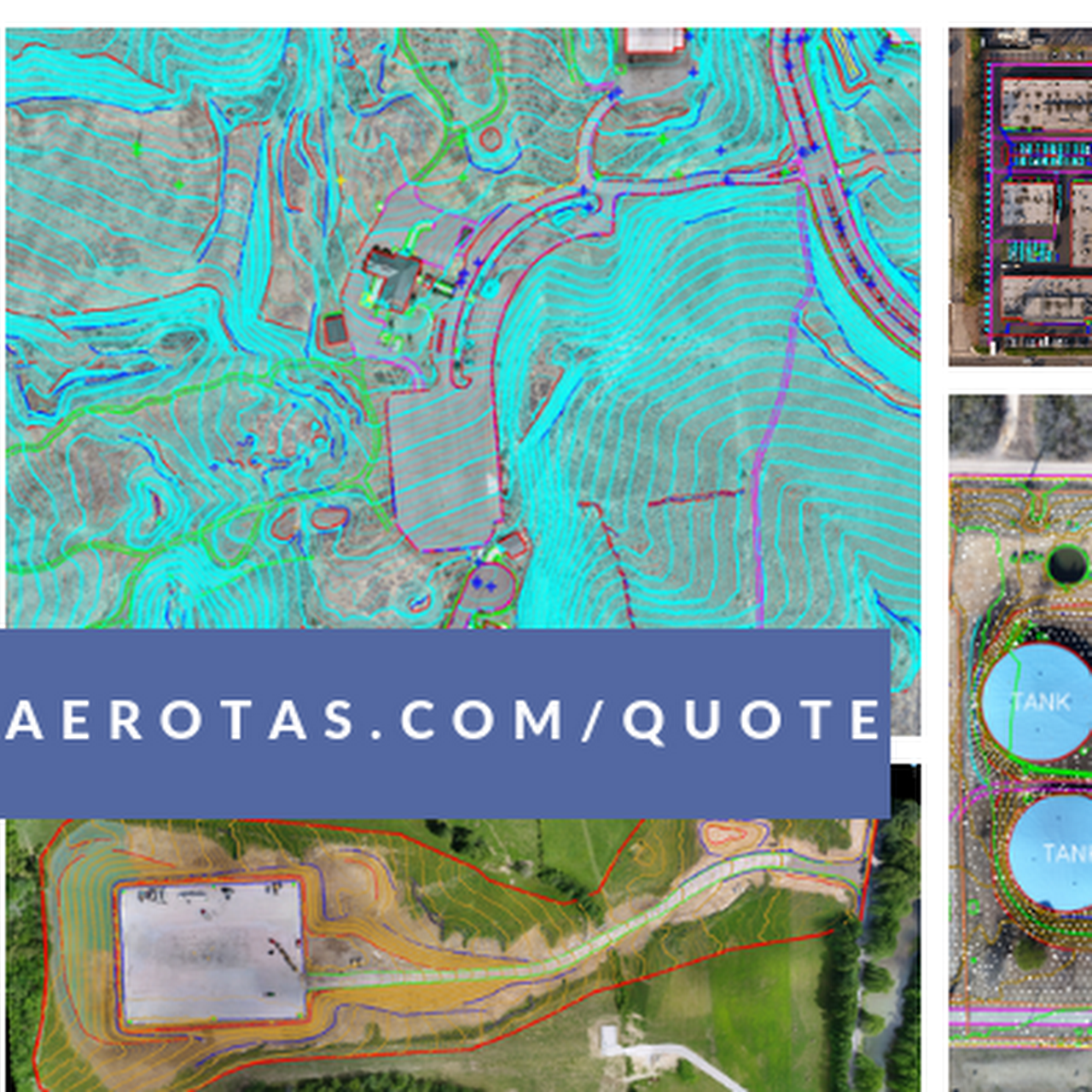 Aerotas - Drone Data Processing for Surveyors