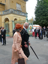 Photo: Princess Marianne and Prince Ludwig of Baden