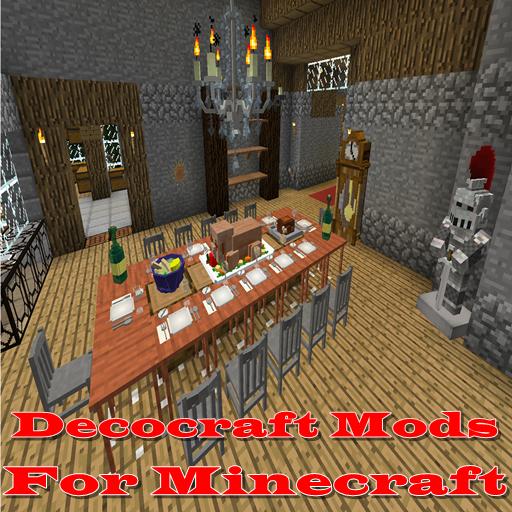 Decocraft Mods For Minecraft