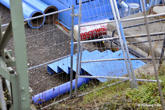Photo: Treppe in HW-Blau