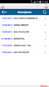 İzmir Göğüs H. Hastanesi Mobil screenshot 4