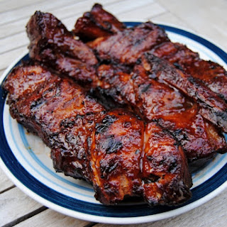 Grilled Country-Style Pork Ribs.