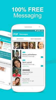 POF Free Dating App - screenshot